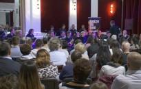 Arany minősítéssel tért haza Budapestről a Kanizsa Big Band