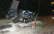 Ketten meghaltak egy balesetben Letenyén (frissítve)