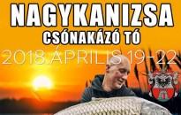 Csütörtökön rajtol a Csónakázó-tavi horgászverseny