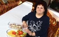 GasztroKanizsa: Pistás tarja savanyúrépaágyon polentával