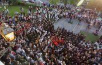 Közel 1700 középiskolás énekelt Keszthelyen