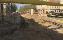 Gázvezetéket cserélnek a Deák téren