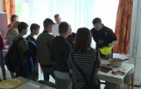 Szakmákkal ismerkedtek a kiskanizsai diákok