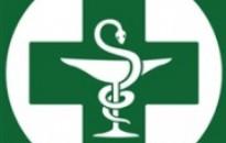 Május havi gyógyszertári ügyelet
