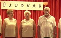 Magyarnótától zengett Újudvar