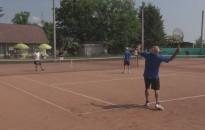 Megkezdődött a szabadtéri teniszszezon