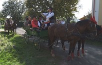 Szüreti mulatság: Együtt ünnepeltek a paliniak és a förhénciek