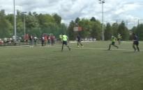 Az Egervár nyerte a megyei döntőt