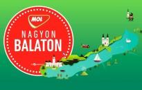 Megtartották a negyven balatoni programot népszerűsítő Mol Nagyon Balaton nyitórendezvényét