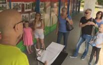 Kiállítással és játékkal zárult a Polgári Kanizsáért Alapítvány virágosítási akciója