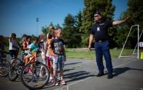 Közlekedj okosan! – KRESZ-napot tartottak a kiskanizsai iskolában
