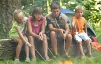 Táborfigyelő: több mint 200 ezer gyerek táborozik idén nyáron