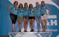 Ismét maratont futott a Lenti Járásbíróság női csapata