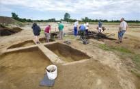 Hatezer éves leletekre bukkantak az M76-os zalai nyomvonalán