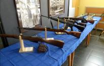 """""""Fegyverek anno"""" – kiállítás a Zala Megyei Rendőr-főkapitányságon"""