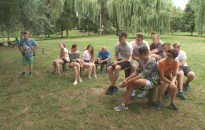 Kistolmácson táboroznak a jövő kortárssegítői