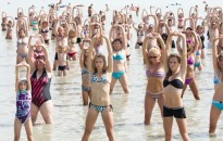 Idén 37 strandon rendeznek Mozdulj Balaton! szabadidős sportprogramokat
