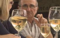 Kiváló borok a cserfői Fröccsnapon