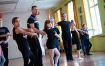 Edzőtáboroznak az eraklinos gyerekek