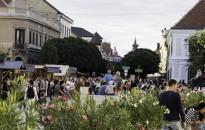 Háromnapos zenei-gasztronómiai fesztivált rendeznek Keszthelyen