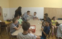 Négy héten keresztül táborozhatnak a sormási gyerekek