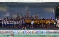 Harmadik helyen zártak a Kanizsa VSE fiataljai a 9. Győrkőc Olimpián