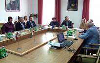 Horvát delegáció Nagykanizsán
