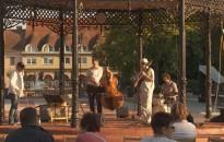 Brazil esttel indult a Népek zenéje sorozat