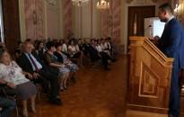 Rangos elismerésben részesült dr. Beznicza Árpád