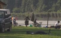 Horgászverseny is volt a liszói falunapon
