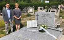 A zalai bírák nem felejtik el a tragikus sorsú dr. Vlasics Antal bírót