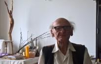 Elballagott a legidősebb öregdiák