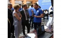A beszédleíró programoké a jövő – nagysikerű bemutatót tartott a fővárosban megyénk törvényszéke