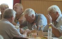 Félévzáró gulyáspartit tartott a Vasutas Nyugdíjas Klub