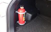 Mit tegyünk ha tűz keletkezik az autónkban?