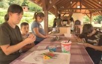 Tündérek és manók tábora Obornakon