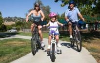 Kerékpárral is biztonságban