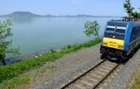 Az EU 193 millió euróval támogatja a dél-balatoni vasútvonal újjáépítését