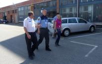 Külföldi rendőrök Zala megyében