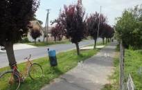 Súlyosan megsérült a biciklivel segédmotorossal ütköző komári férfi