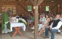Huszonöt éves a récsei ferences ifjúsági tanya