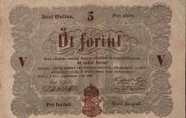 A Kossuth-bankót 170 éve bocsátották ki