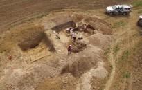 Meglepő eredménnyel zárult az ásatás