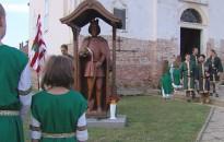 Többnapos rendezvénnyel tisztelegtek Szent László emléke előtt Iharosban