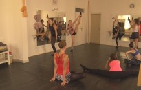 Háromnapos intenzív táncképzést szervezett több korosztályban a SWANS Balett- és Tánciskola
