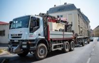 Indulnak a nagyobb útfelújítások Kanizsán