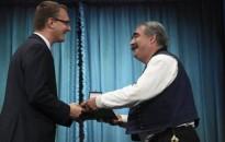 August 20 - State prizes awarded by Bence Rétvári