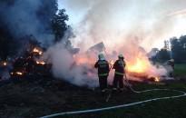 Katasztrófavédelem: Nagykanizsai tűzoltó készítette július hónap fotóját
