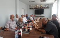 Bajnokcsapat tagjainak találkozója