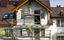 ÉVOSZ: mintegy 18 ezer új lakás épülhet idén